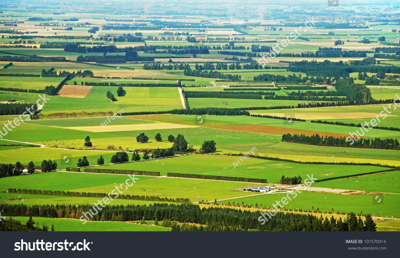 新西兰乡村风景-自然,公园/户外-海洛创意(hellorf)