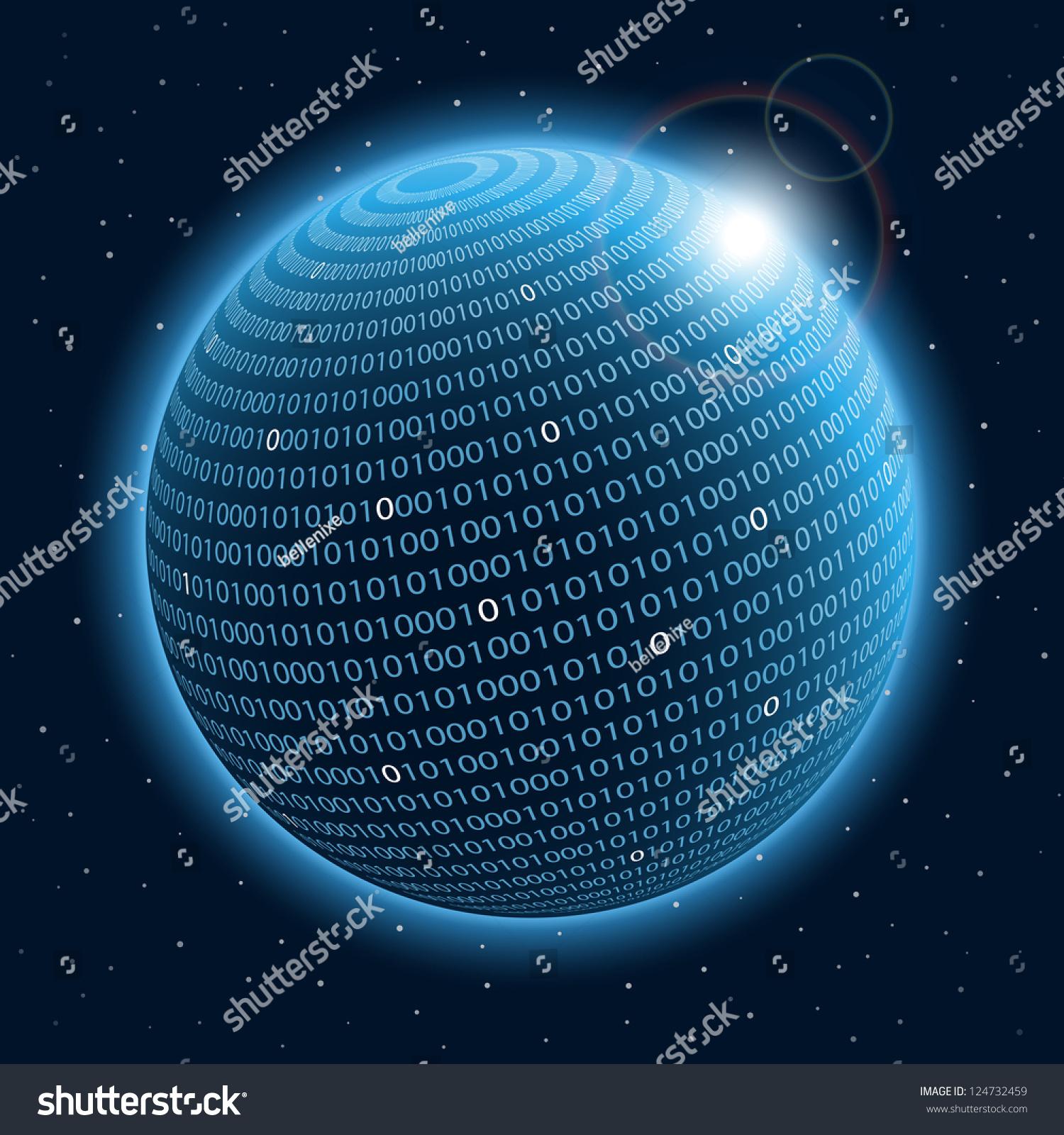 星球转动gif动态图矢量图