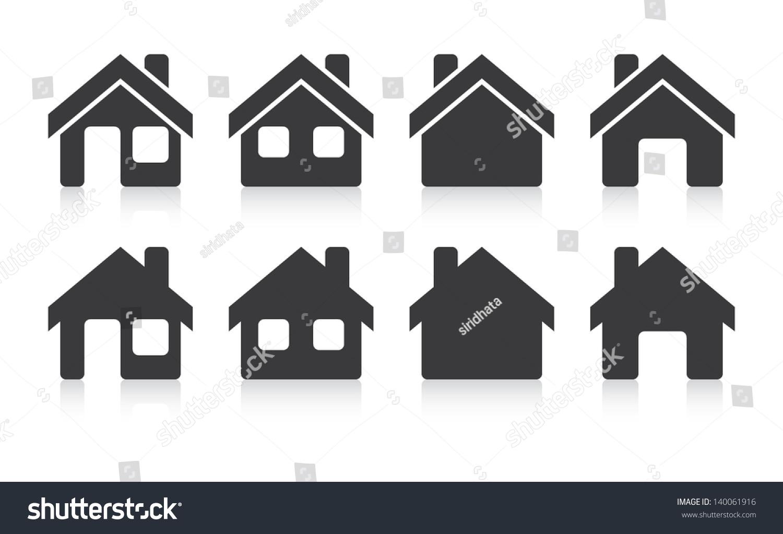 房子的图标-建筑物/地标,符号/标志-海洛创意(hellorf图片