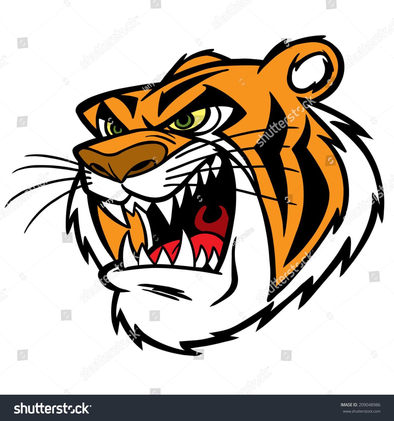 可爱创意老虎设计