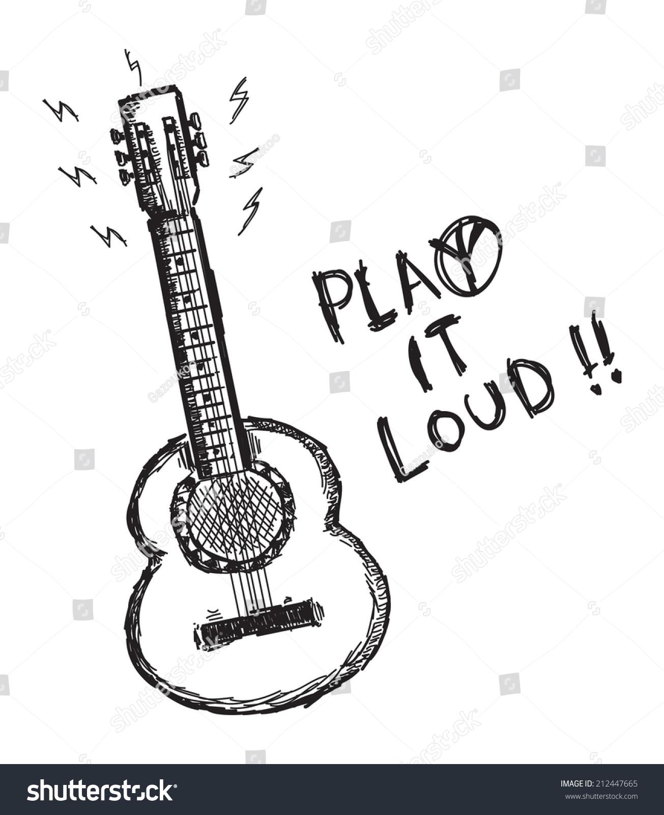 微信头像书和吉他