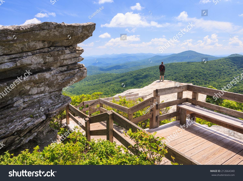 脊毗斯迦山森林和蓝岭风景区连体的布恩数控。干道v森林图纸卧室图片