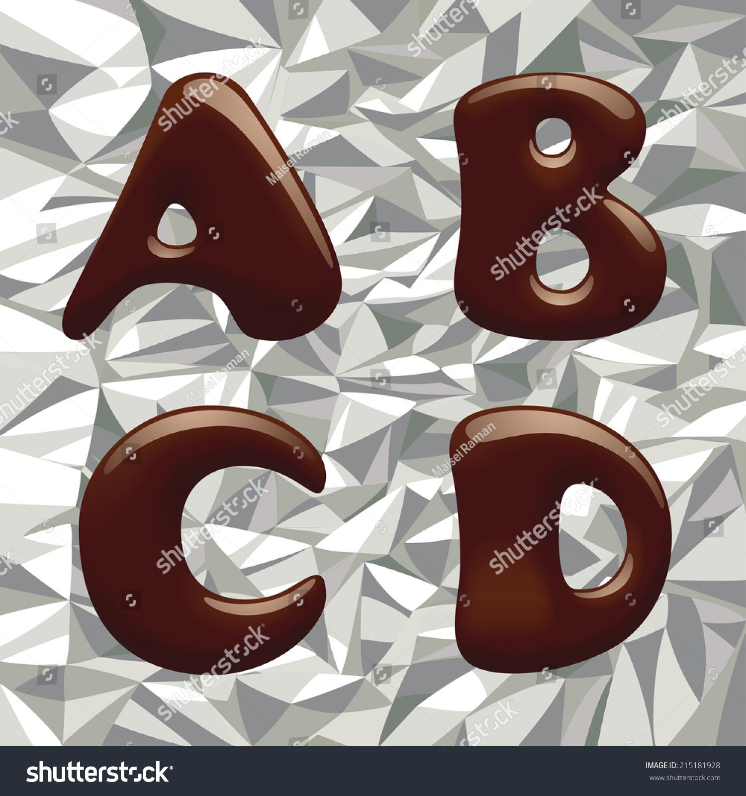 創意英文字母微信頭像