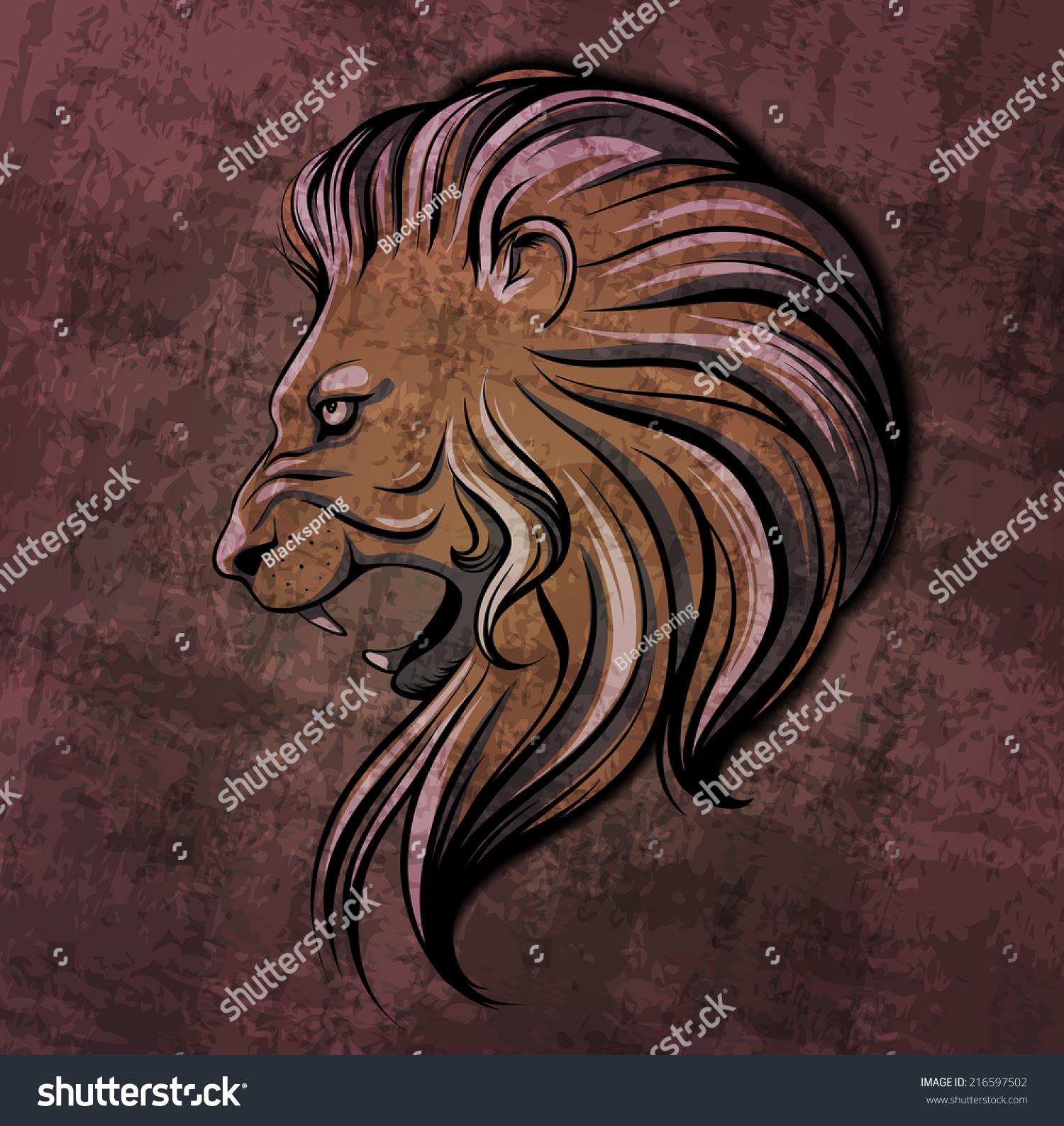 狮子兔枯燥乏味的插图-动物/野生生物