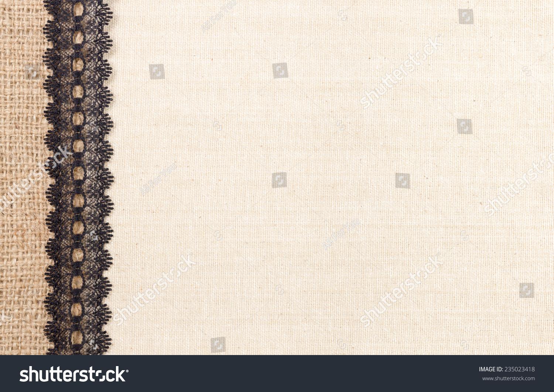 花边花框面料质地背景-背景/素材,抽象-海洛创意()-合