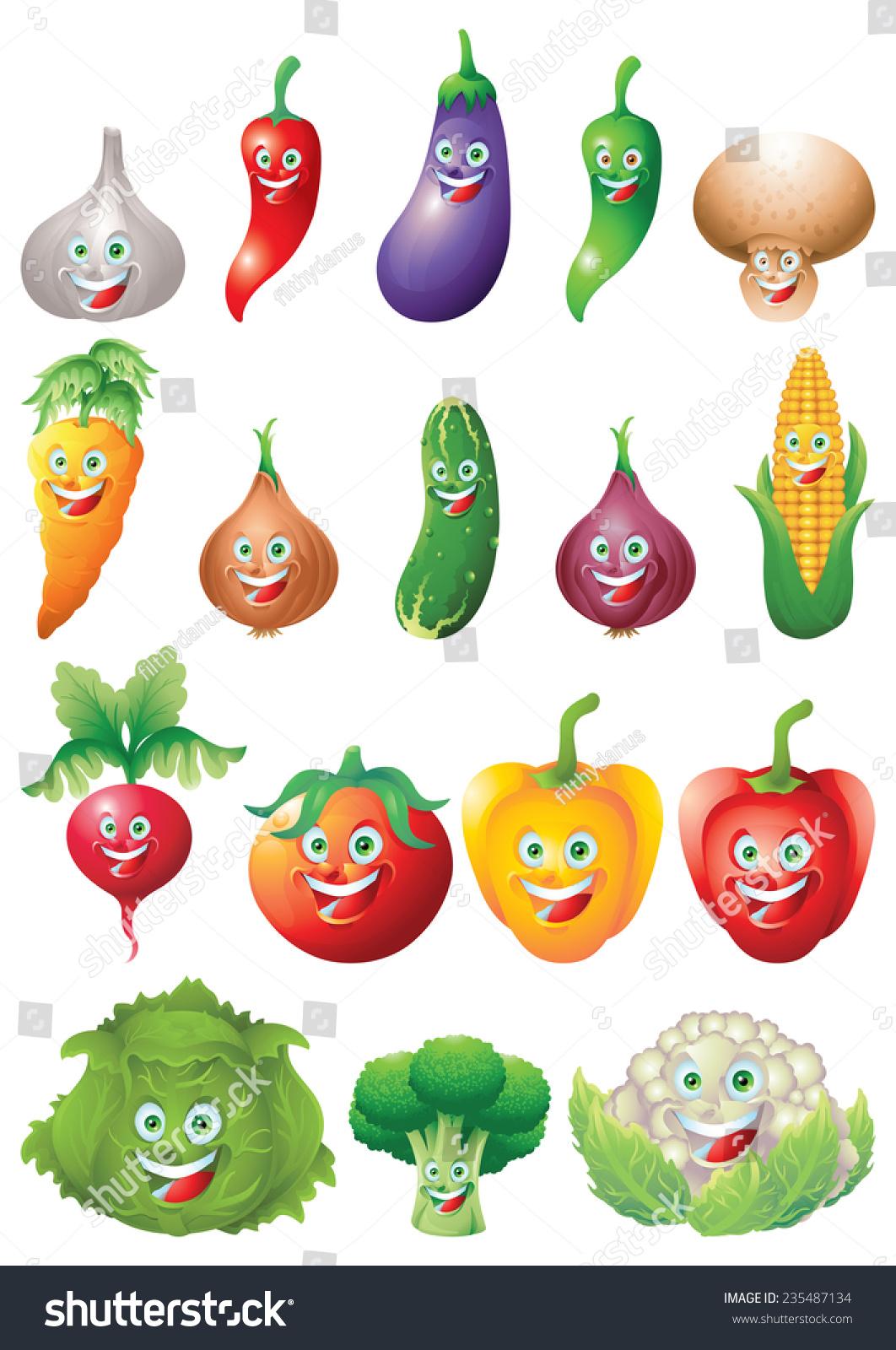 com 宽400x382高       卡通简洁小图标 韩国卡通蔬菜水果图标草莓