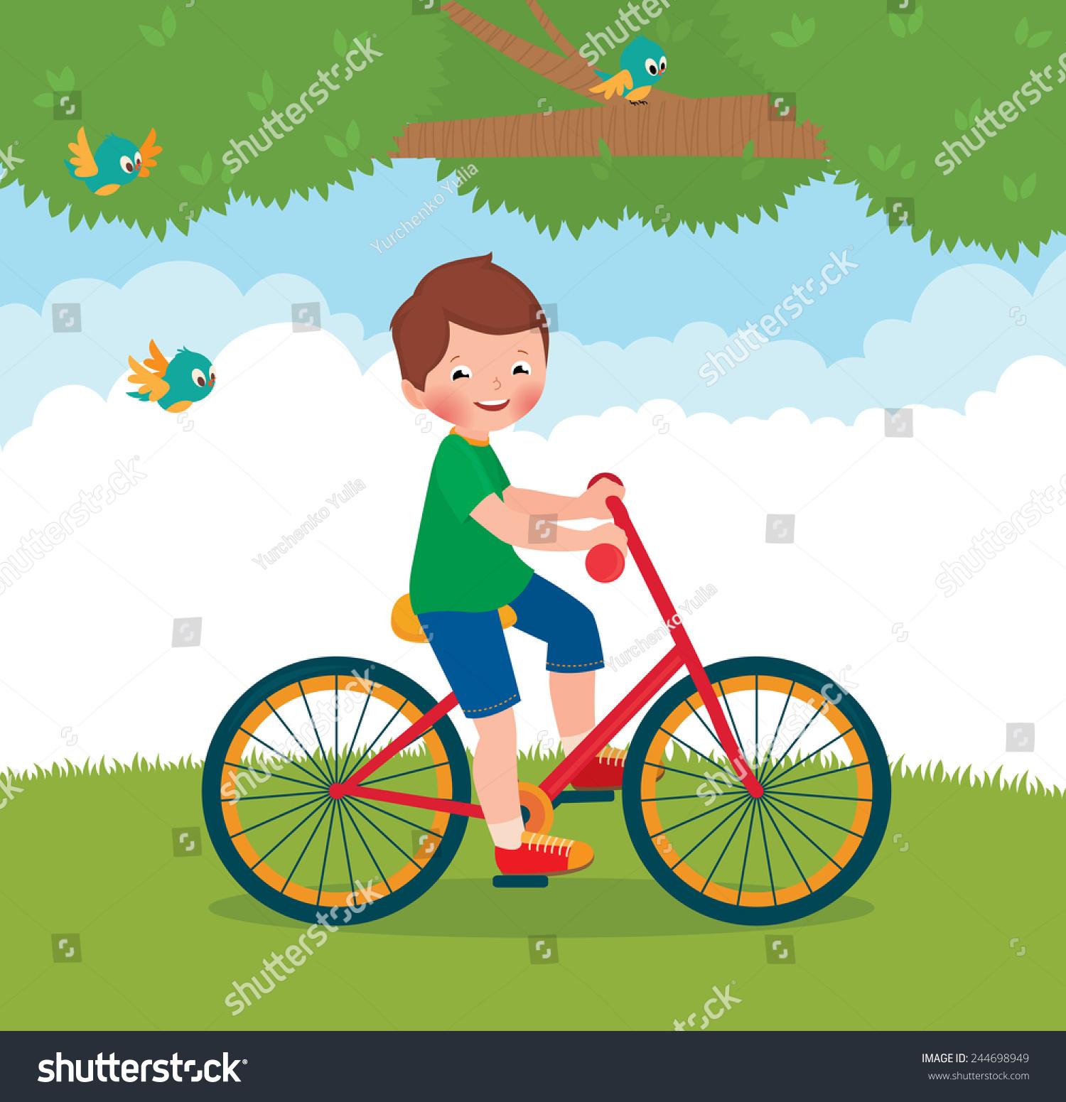 微信骑自行车动画表情