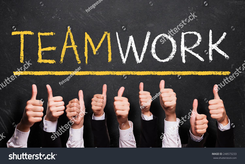 许多大拇指好团队合作-商业/金融,教育-海洛创意()-合