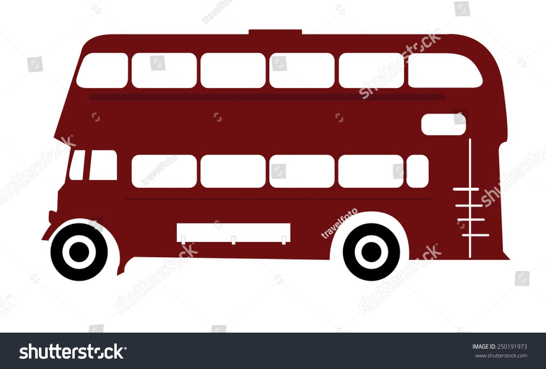英国双层巴士-交通运输-海洛创意(hellorf)-中国独家
