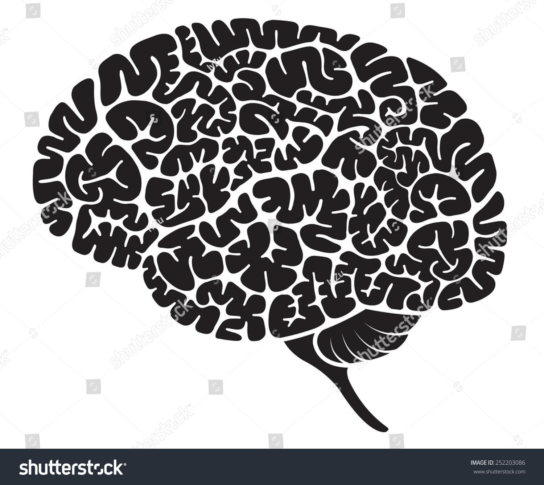 ppt大脑结构图
