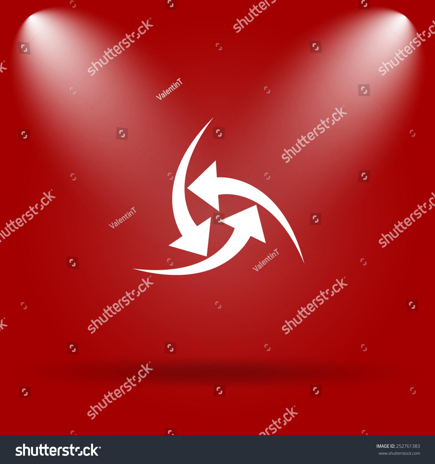红色信纸ppt背景