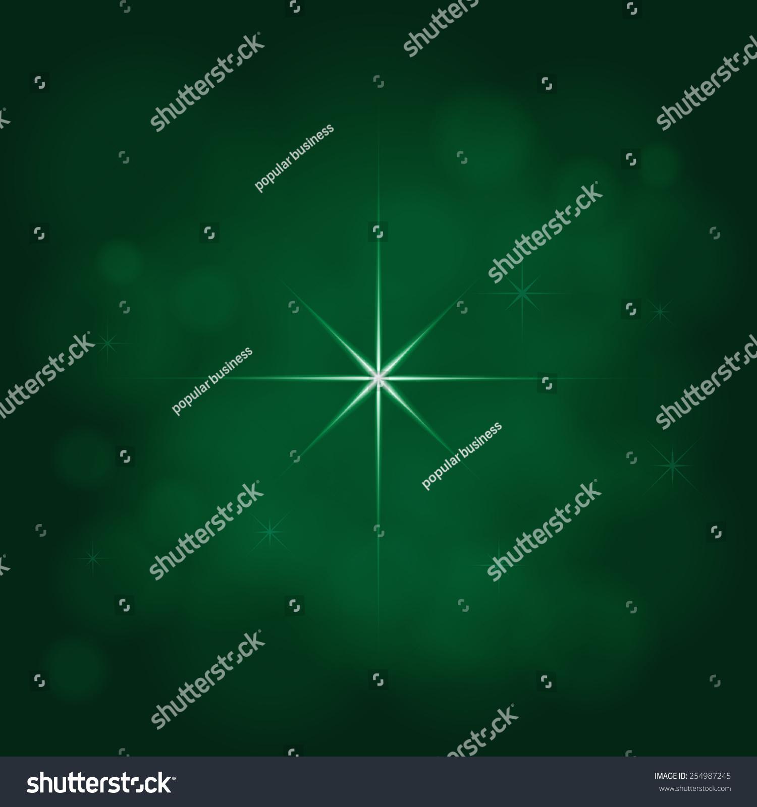文摘星魔法光天空泡绿毒翡翠背景变得模糊
