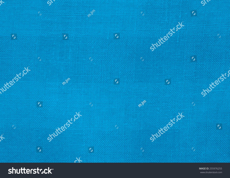 蓝色厨房餐巾纸网格纹理背景