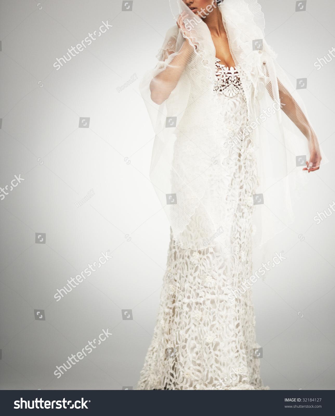 报纸做婚纱的步骤图片