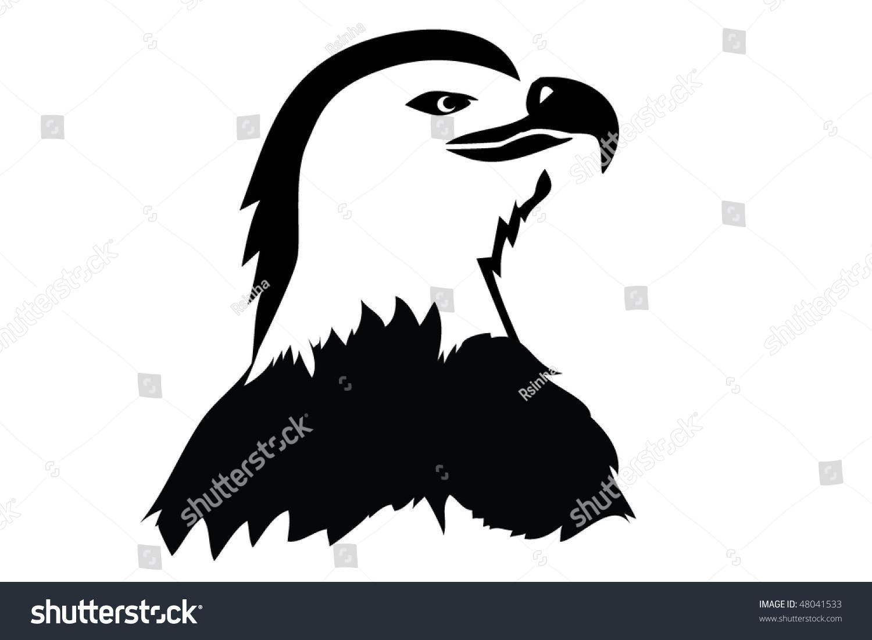 鹰纹身-动物/野生生物,插图/剪贴图-海洛创意(hellorf