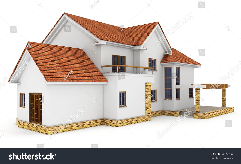 flash房子背景素材