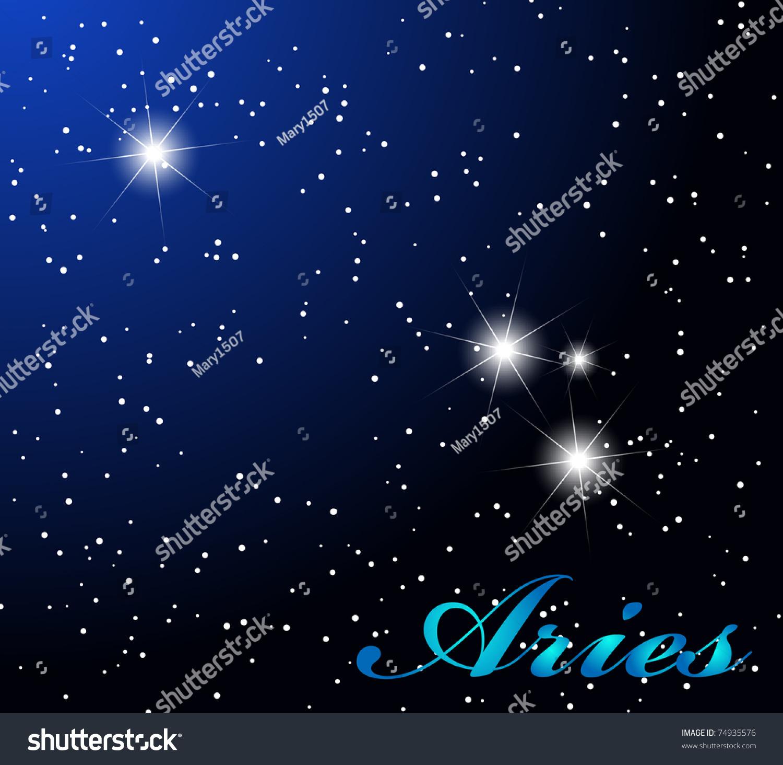 白羊座占星的星座-插图/剪贴图,符号/标志-海洛创意()