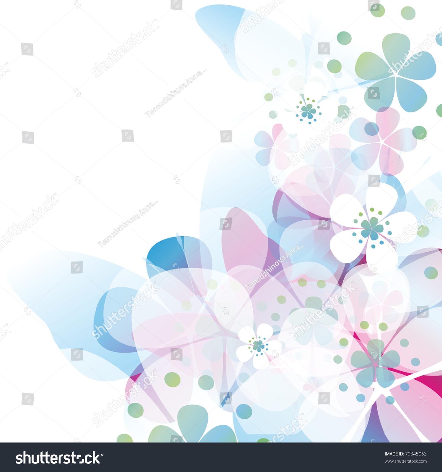 彩色卡片,蝴蝶-艺术,背景/素材-海洛创意(hellorf)--.
