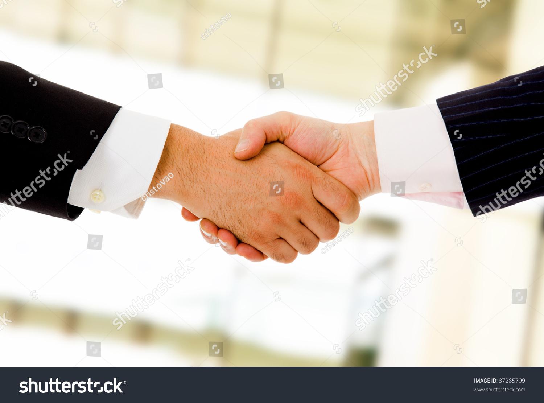 ppt图片素材高清握手