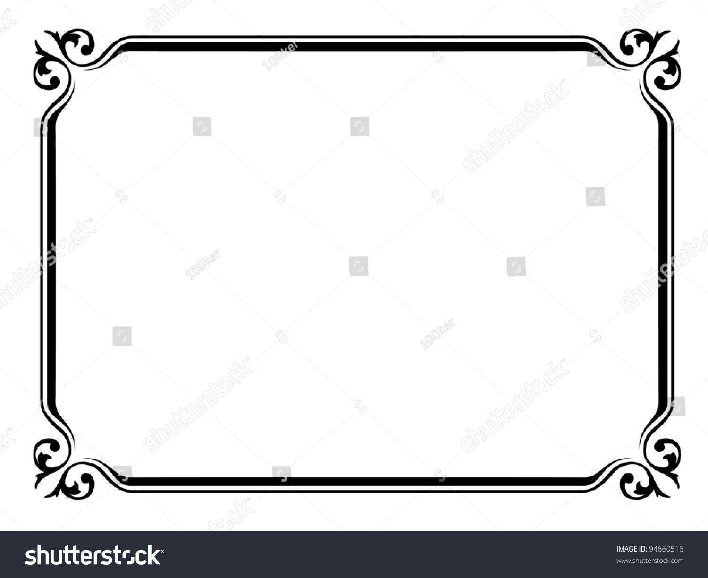 光栅:简单装饰装饰框-背景/素材,抽象-海洛创意()-合.