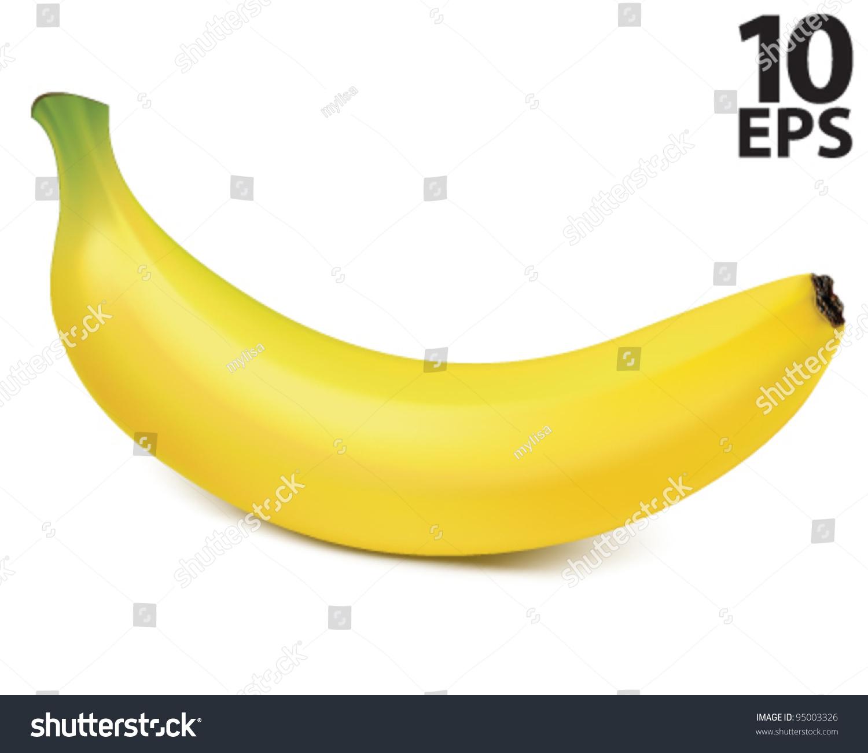 香蕉可爱简约壁纸