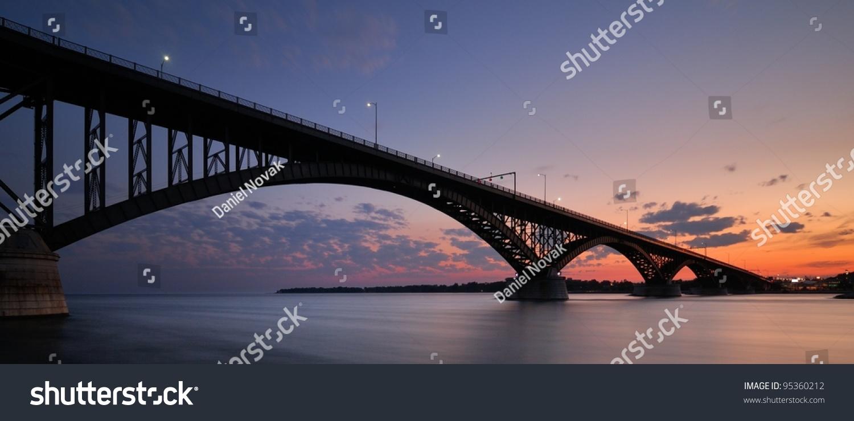 世界著名桥ppt素材